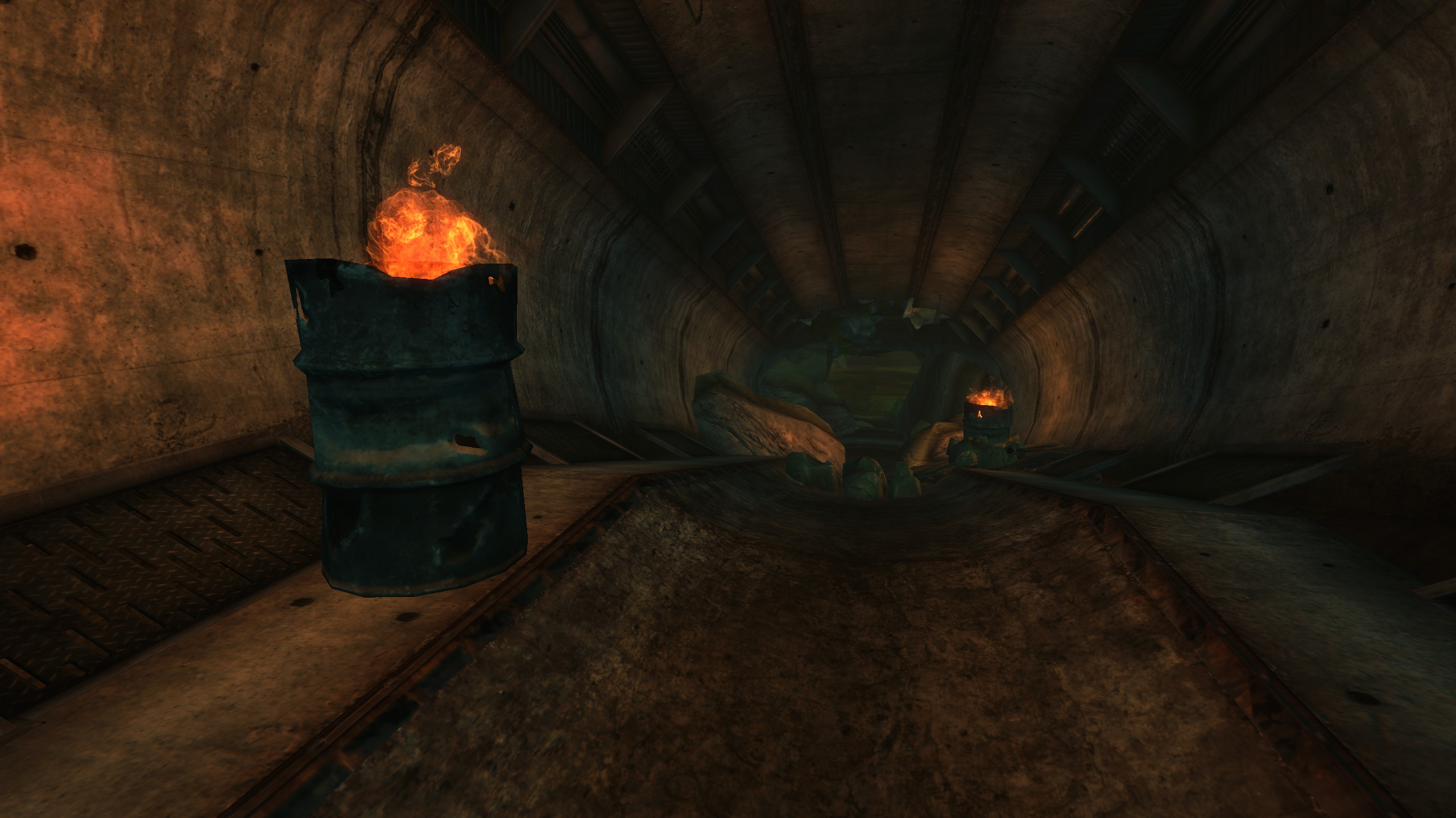Primm Basement - Path to the Mine