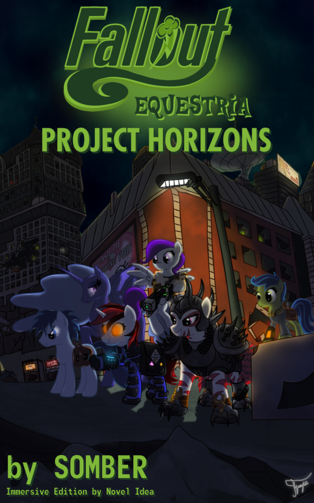 FOE Project Horizons Vertical eBook Cover - NI
